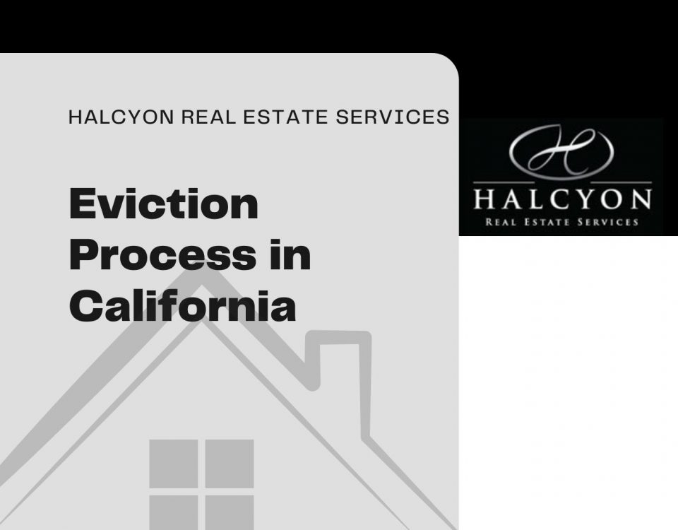 How Does Eviction Work in California