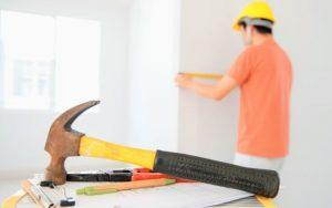 regular property maintenance