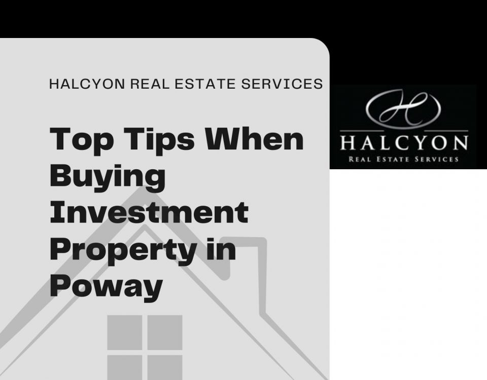 Top Tips When Buying Investment Property in Poway